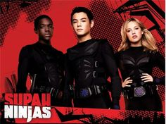 Supah Ninjas (TV)!! Brandon plays the role of YOUNG CHECKMATE.