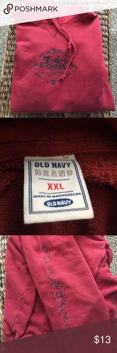 Old navy hooded sweatshirt Old Navy hooded sweatshirt Old Navy Shirts Sweatshirts & Hoodies