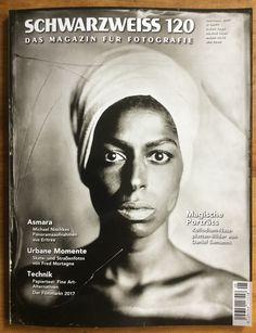 Titelseite + Großer Bericht im Magazin SCHWARZWEISS