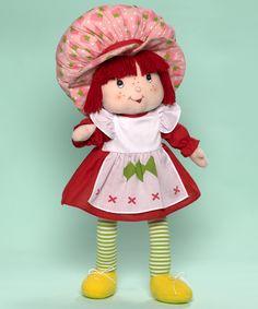 Strawberry Shortcake scented doll