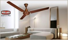 Every ceiling fan manufacturer in India has been ensuring the fact that ceiling fans get to undergo a complete makeover as a whole. They are no longer the boring appliances that were a compulsion for the needed breeze on a summer day.