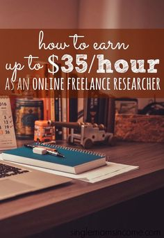 How to Earn Up to $35/Hour as an Online Freelance Researcher