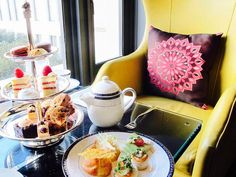 14 Posh Places For Afternoon Tea in San Francisco