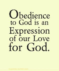Acts 5:29 ~ Then Peter and the other apostles answered and said, We ought to obey God rather than men.
