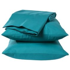 Room Essentials® Microfiber Sheet Set - Dark Turquoise (already purchased for boy's room makeover)