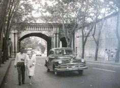 beşiktaş ortaköy yolu 1960
