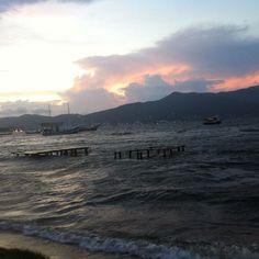 #storm's coming #florianopolis #lagoa