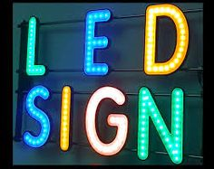 #LED #Sign provide best idea to promote your business @ http://www.adtronics.net/