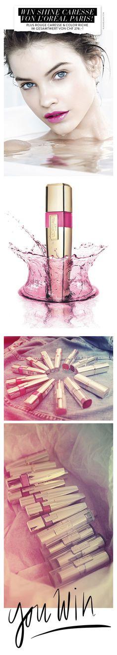 Win L'Oréal Paris Pack für CHF 278.–!