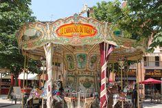 Carousel @ Albi, France