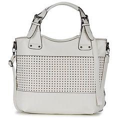 David Jones CM2071 άσπρο  davidjoneshandbags Hobo Handbags 72262f88565