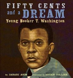 Picture Book of the Day: Booker T Washington :: PragmaticMom #BlackHistoryMonth