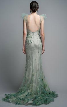Caledon dress made of starlight
