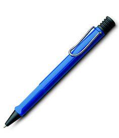 Lamy Safari Blue Ballpoint Pen