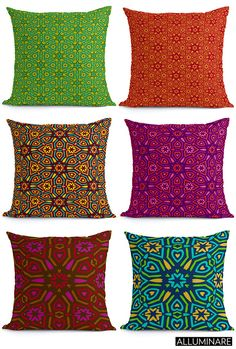 filigrana | Alluminare | Throw pillows