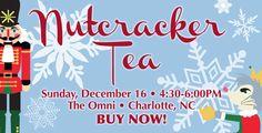 North Carolina Dance Theatre - Nutcracker Tea