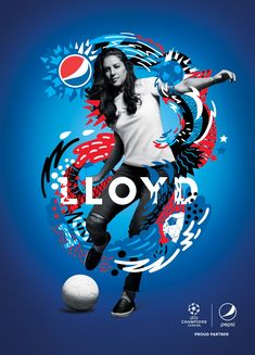 Pepsi invents a crossover between football and paintball - Publicité - Sport Sports Graphic Design, Graphic Design Trends, Graphic Design Posters, Graphic Design Inspiration, Poster Designs, Desgin, Art Design, Creative Design, Paintball