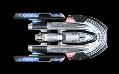 Star Trek Ship Classes | Starfleet ships • Star Trek: Online Thunderchild class starship