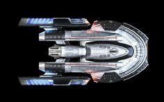 Star Trek Ship Classes   Starfleet ships • Star Trek: Online Thunderchild class starship