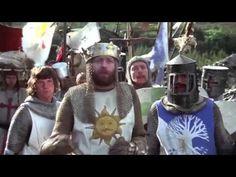 25 Easy to Miss Jokes and Metaphors in Monty Python and the Holy Grail - Ministry of British Comedy Monty Python Witch, Most Hilarious Memes, Funny Memes, Teresa May, British Comedy, Medieval Costume, Great Tv Shows, Amazing Adventures, Holi