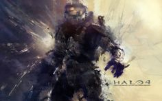 A Halo 4 inspired design with Master Chief returning to the glorious battlefield, I call this piece resurrection. Designed by Ishaan Mishra of HALO 4 Wallpaper Halo Master Chief, Halo Game, Halo 5, 4 Wallpaper, Original Wallpaper, Gaming Posters, Custom Posters, Graphic Design Inspiration, Game Art