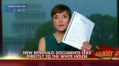 BENGHAZI Getting uglier:  Newly Released Benghazi Emails Lead Directly to White House