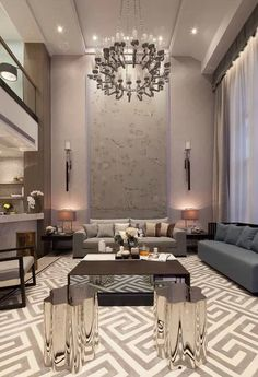 Don't miss the opportunity to see some living room ideas to have the most incredible luxury home. See more here www.covethouse.eu #livingroomideas #furnituredesign #luxuryhomes