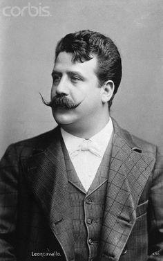 Italian Composer Ruggiero Leoncavallo (1858-1919)     #TuscanyAgriturismoGiratola