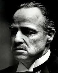 Marlon Brando, as the Godfather Don Corleone Corleone Family, Don Corleone, Classic Hollywood, Old Hollywood, Marlon Brando The Godfather, Martin Schoeller, Foto Glamour, Andy Garcia, Francis Ford Coppola