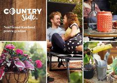 Countryside - noua marca Kaufland pentru pasionatii de gradinarit si timp liber in natura Buxus, Camping, Lawn, Plant, Campsite, Campers, Tent Camping, Rv Camping