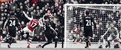Against Liverpool 4-1