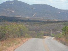 Serra in the backcountry by Escritor Emanuel Carvalho