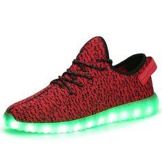 8ebcb1580ee Legit Lit Kicks. Light Up TrainersShoes ...