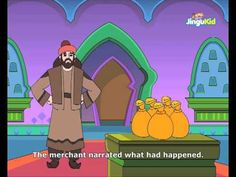 Akbar Birbal Stories for Kids - Magic Stick - Children Animated Stories