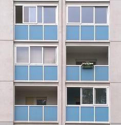 #concrete #windows #brutalism #building #structure #plattenbau #ihaveathingforwalls #facadelovers #facade #minimal #rsa_minimal  #arch #brigittenau #forsthausgasse  #minimalismo  #minimalistic  #minimalarchitecture #architecture #urban #street #urbanexplorer #ig_minimal  #ig_minimalismo  #minimalize #symmetry #simplicity #dailyphotolove #dailyphotobattle #igersvienna #shapes by rolo_bici