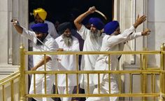 Why sword-wielding Sikhs clashed at an ancient temple - The Washington Post   http://www.washingtonpost.com/blogs/worldviews/wp/2014/06/06/why-sword-wielding-sikhs-clashed-at-an-ancient-temple/?wpisrc=nl_wv