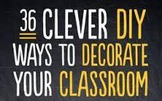 classroom decoration - Αναζήτηση Google