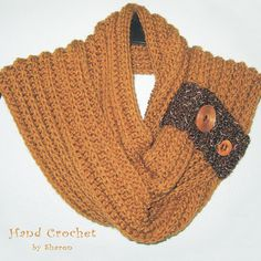 Fall / Winter Infinity Scarf / Neck Warmer by HandCrochetbySharon, $42.00