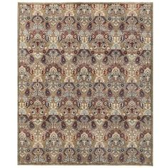 Shop for Herat Oriental Afghan Hand-knotted Vegetable Dye Ikat Wool Rug (7'11 x 9'6). Get free delivery at Overstock.com - Your Online Area Rugs Shop! Get 5% in rewards with Club O! - 20973569