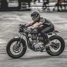 """motorcycles-and-more: """" Cafe Racer"""""""