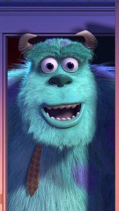 Papel de parede celular monstros sa обои в 2019 г. monsters inc. Sully Monsters Inc, Monsters Ink, Disney Monsters, Disney Pixar Movies, Disney And Dreamworks, Disney Cartoons, Disney Art, Sullivan Y Boo, Cartoon Heart