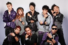 Quest Crew - These people can DANCE!
