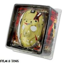 Friday the 13:th Part 4: The Final Chapter - Replica Jason Mask (Neca)