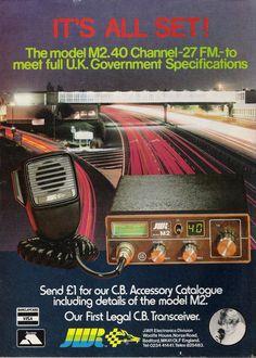 '80s Actual: CB Radio