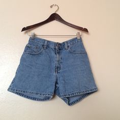 Vintage High Waisted Shorts High waisted Levi's shorts. Levi's Jeans