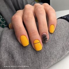 90 Beautiful Square Nails Design Ideas You'll Want To Copy Immediately – Page 15 – Cocopipi Square Nail Designs, Short Nail Designs, Fall Nail Designs, Stylish Nails, Trendy Nails, Cute Acrylic Nails, Cute Nails, 3d Nails, Pretty Short Nails