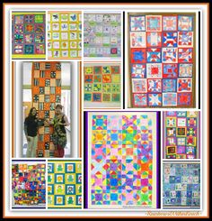 Quilts in the Classroom: Geometry   Collaboration