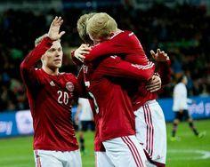 Viktor Fischer and Nicolai Boilesen ❤
