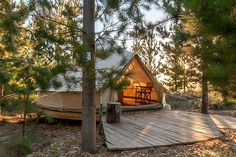 The Best Luxury Camping Sites in the Cape 2018