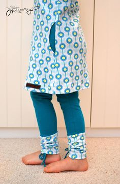 Ebook Raff-Legging Kids - Schnittmuster und Anleitung als PDF, versandkostenfrei
